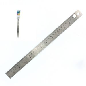 "12"" (300mm)steel rule (flexi)"